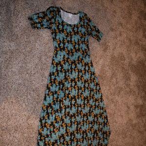 LuLaRoe Dresses - NWOT LuLaRoe Ana maxi dress